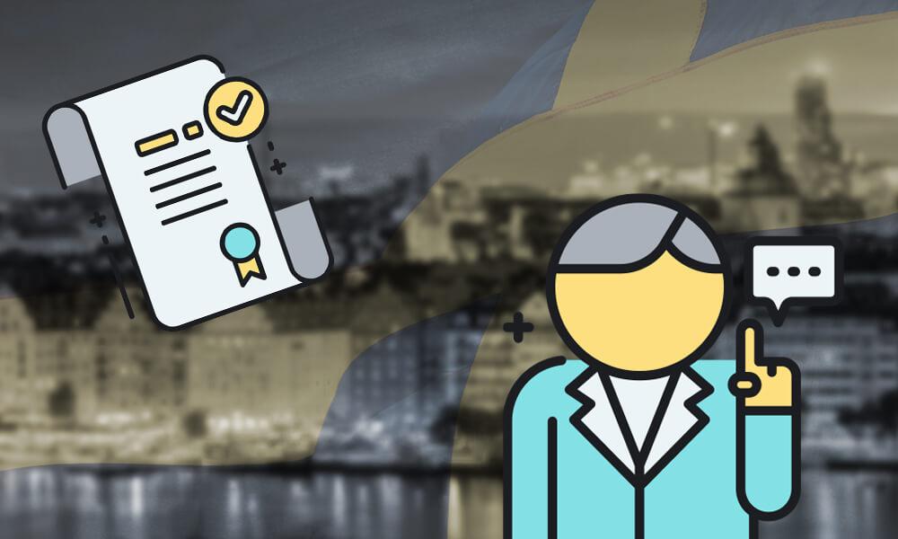 Svenska lagstiftningen för online spel