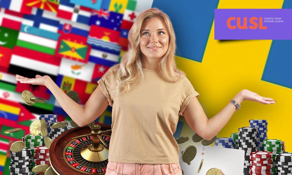 Väljer svenska spelare internationella casinon framför just svenska?