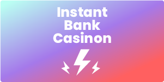 Instant Bank casinon utan svensk licens