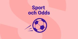 Sport och odds utan svensk licens